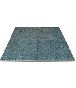 Granit Ocean green / Leatherfinish