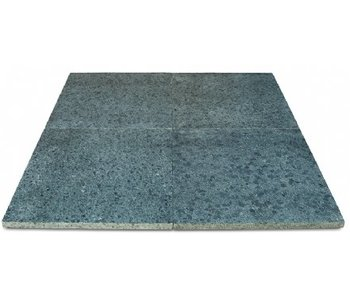 Granit Ocean green / Leatherfinish