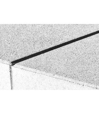 Mauerabdeckplatte Weiß 100x25x5