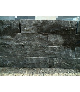 Mauerstein Chinesischer Hartstein gebrochen 50x12x12cm