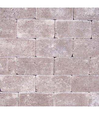 Rechteckpflaster Kastanien Braun Antik 21x10,5x7 cm