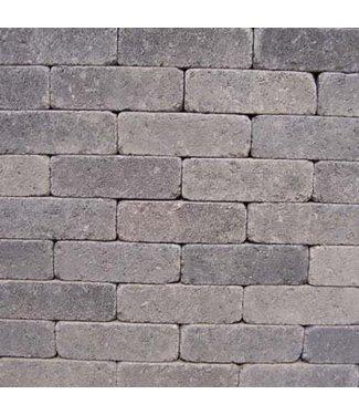 Dickformat Grau/Schwarz Antik 20x6,5x6,5 cm