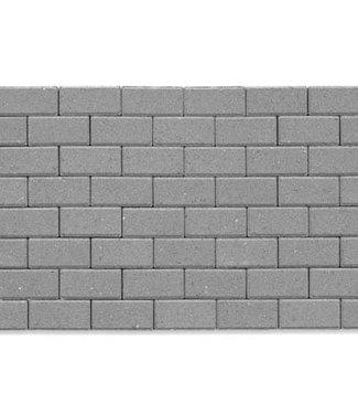 Rechteckpflaster Grau mit Fase 21x10,5x8 cm