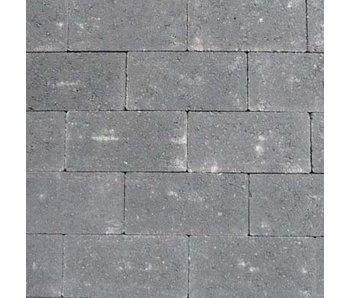 Rechteckpflaster Anthrazit scharfkantig 21x10,5x7 cm