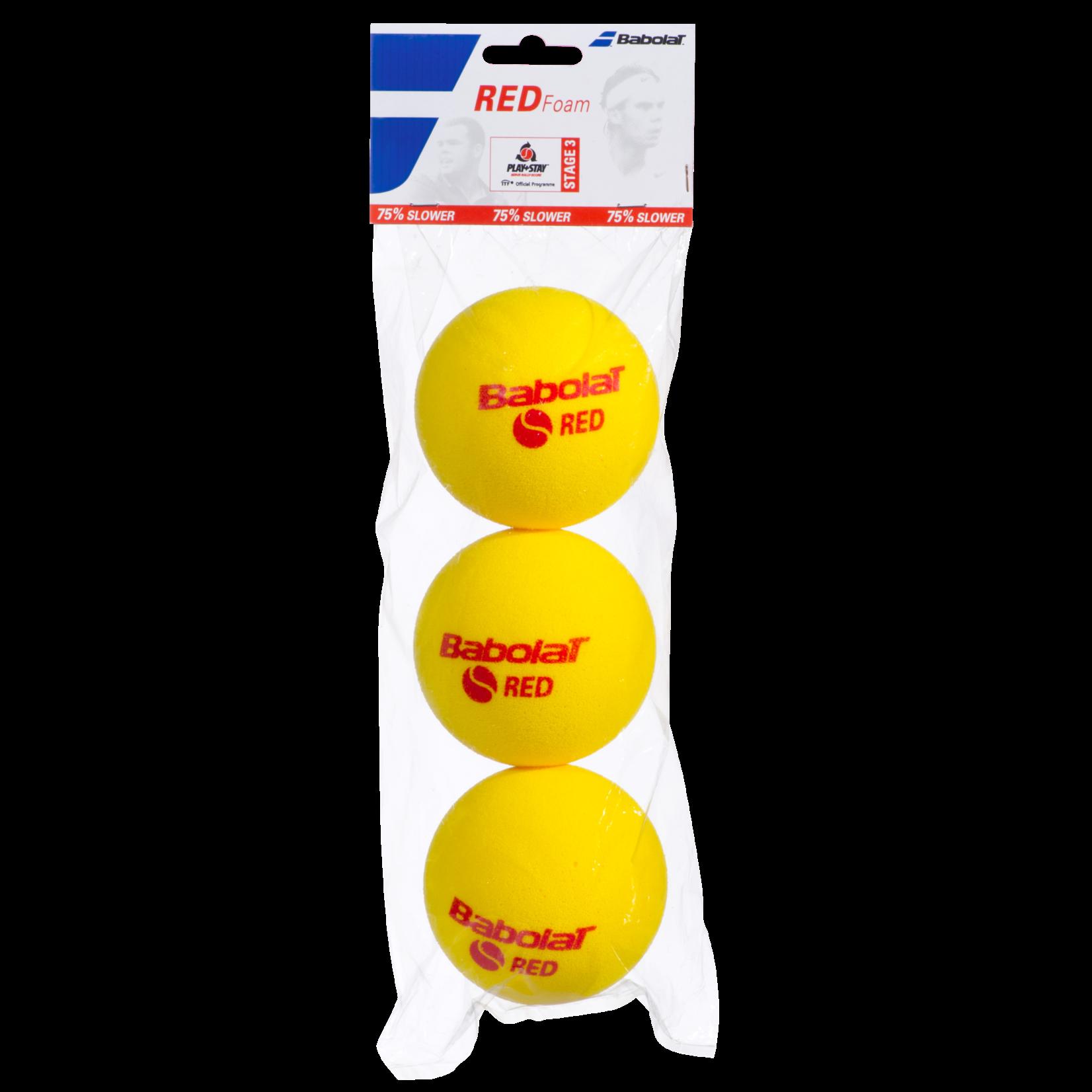 Babolat Red foam tennisbal