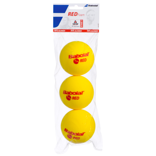 Babolat Red foam tennisbal