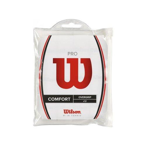 Wilson Pro Overgrip 12PK Wh