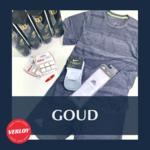 Tennispakket GOUD