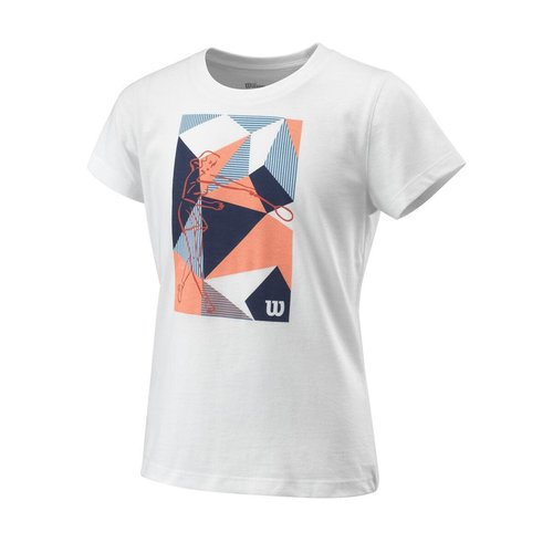 Wilson T-shirt meisjes - Prism Play Tech Tee