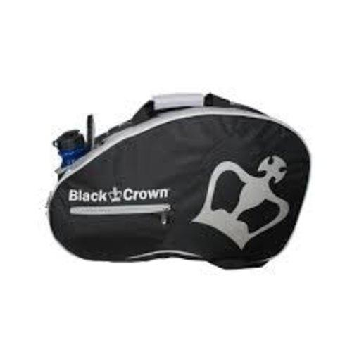 Black Crown Bag Tron Silver