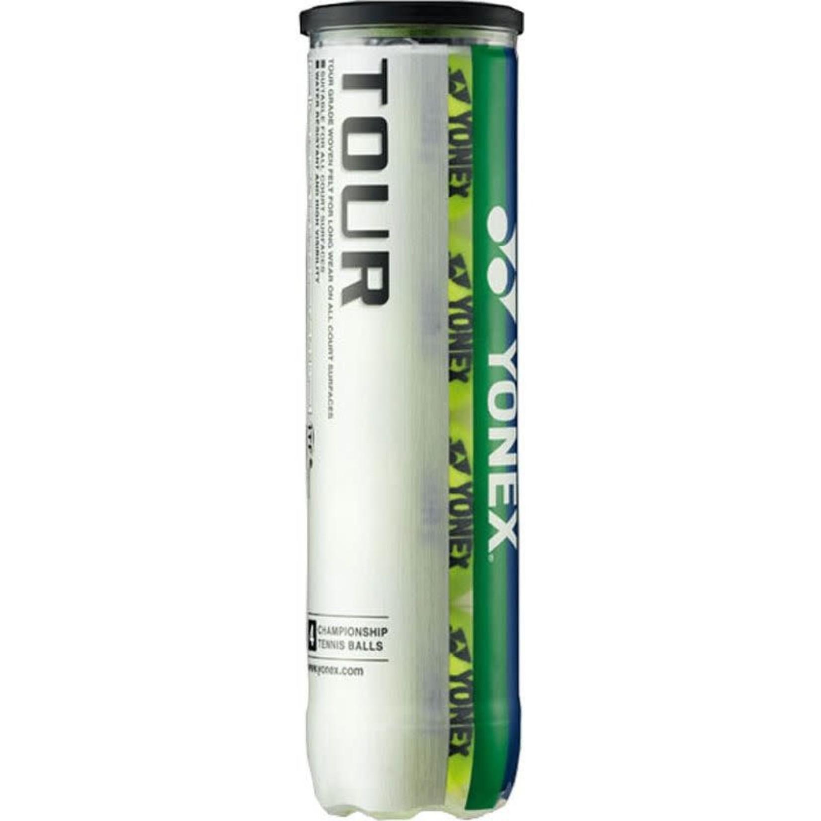 Yonex Tour x4 Tennisballen