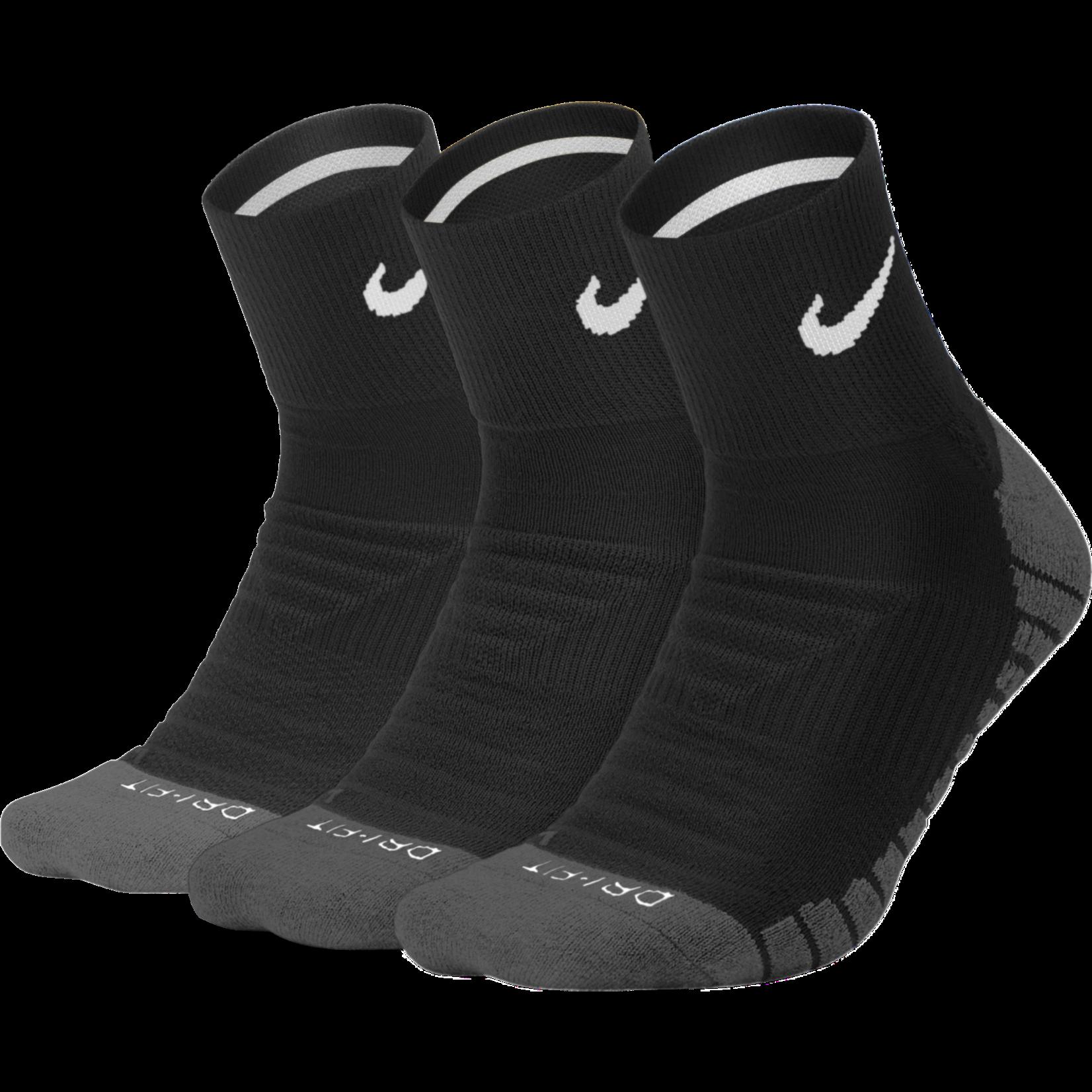 Nike Unisex Nike Everyday Max Cushion Ankle Training Sock (3 paar)