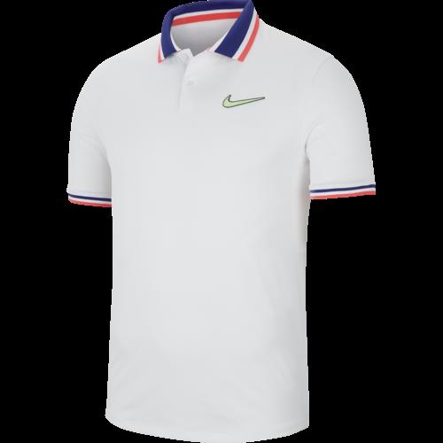 Nike Heren - Nikecourt Slam Polo