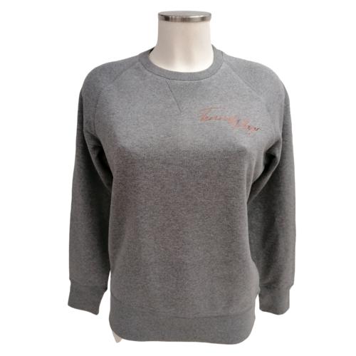 Verloy Dames Organic Cotton Gravel Sweater