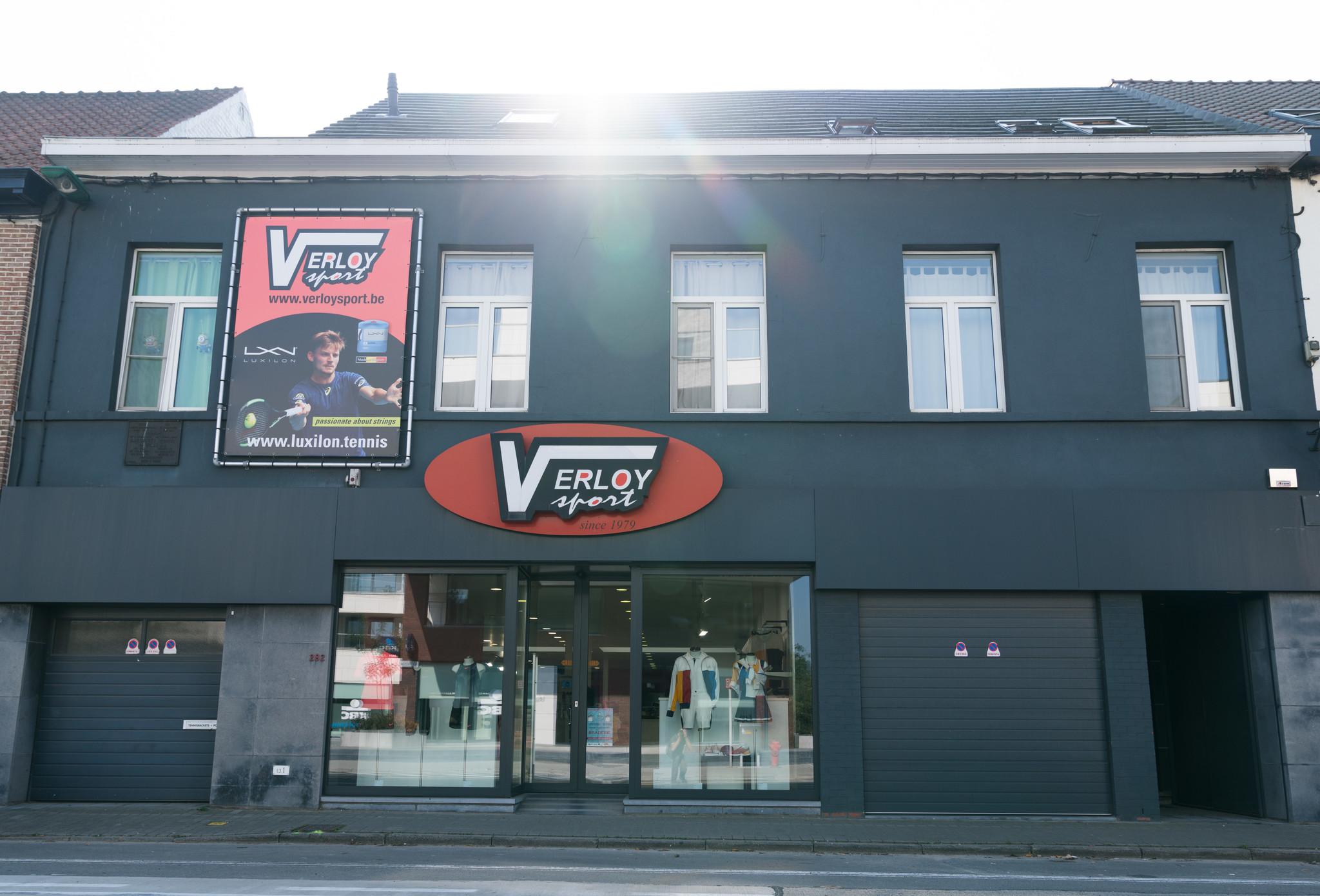 Gevel Verloy Sport Kortenberg