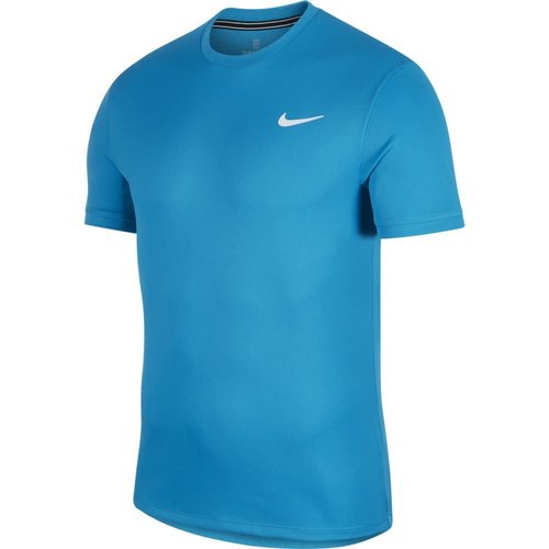 Nike Heren - NikeCourt Dry SS T-shirt