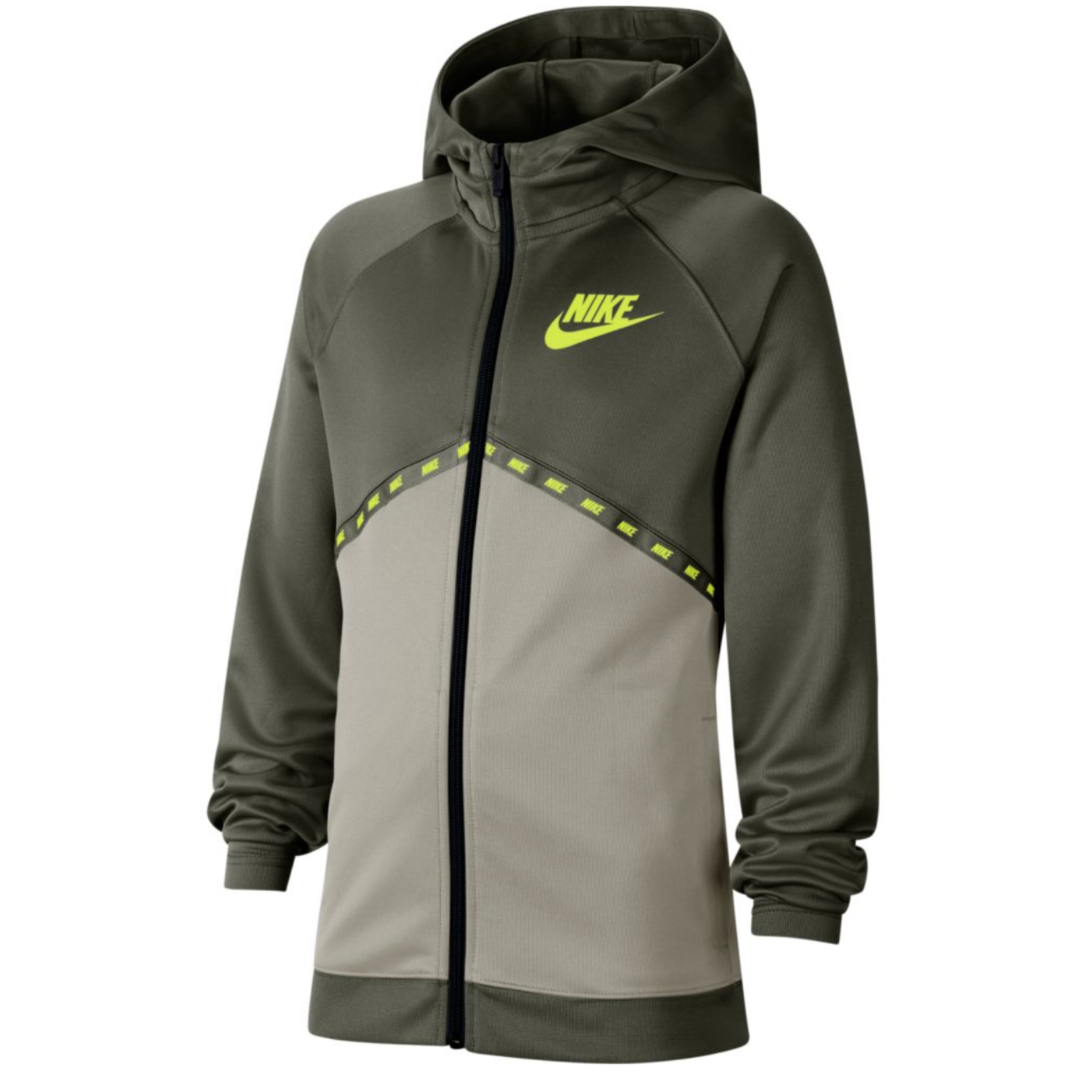 Nike Jongens Full-Zip Hoodie FA20