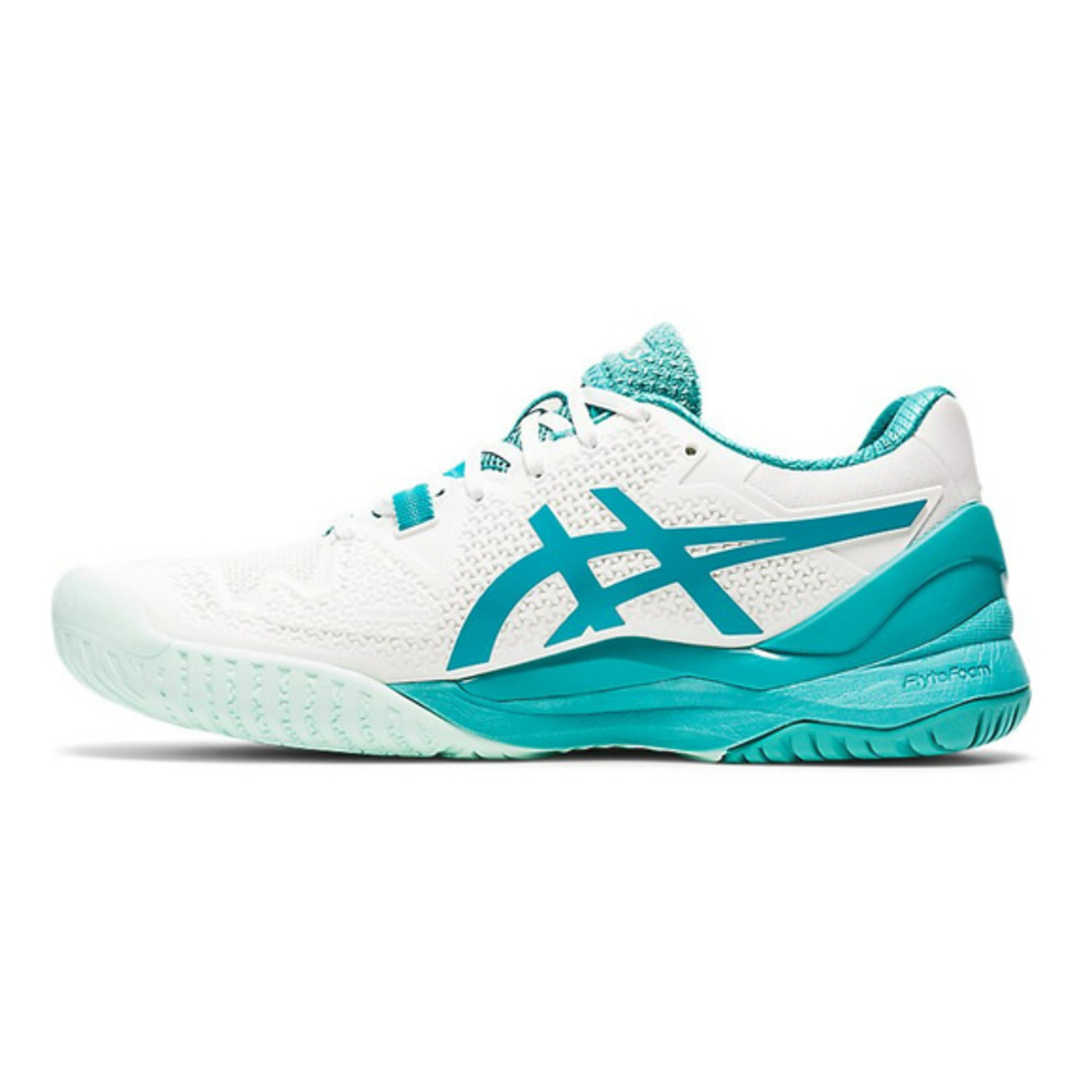 Asics Dames - Gel-Resolution 8 Clay