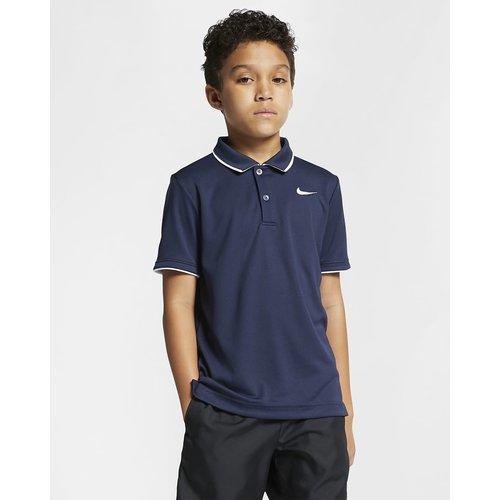 Nike Jongens - Nikecourt Dri Fit Polo