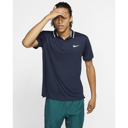 Nike Heren - Court Dri-Fit Dry Piqué Polo