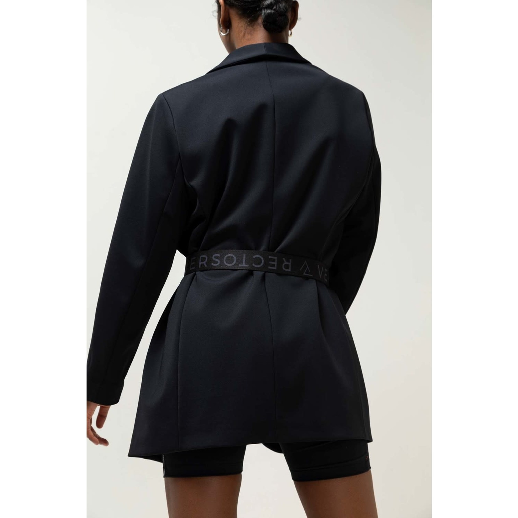 Recto Verso Linea Black Blazer