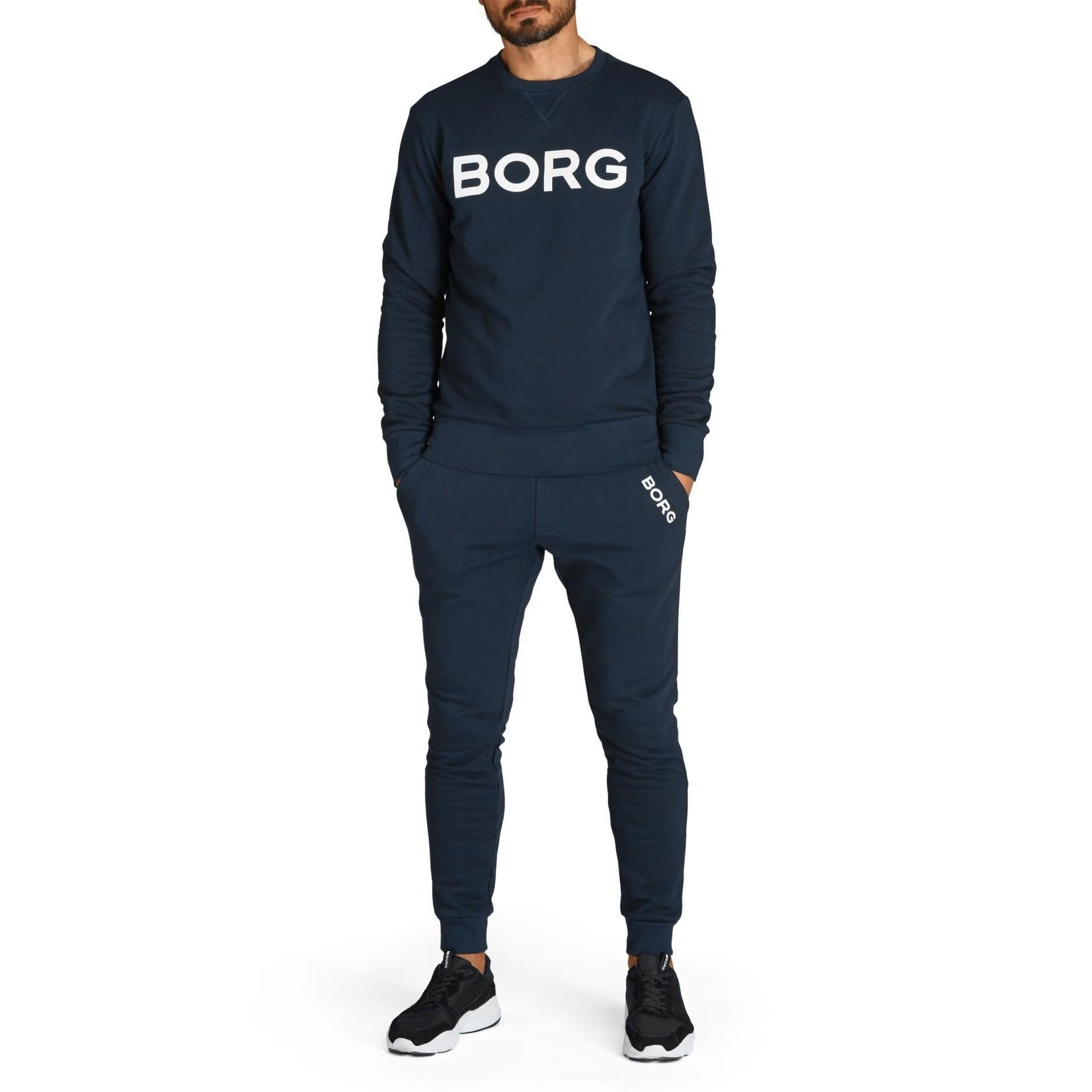 Björn Borg Heren - Logo Crew Sweater