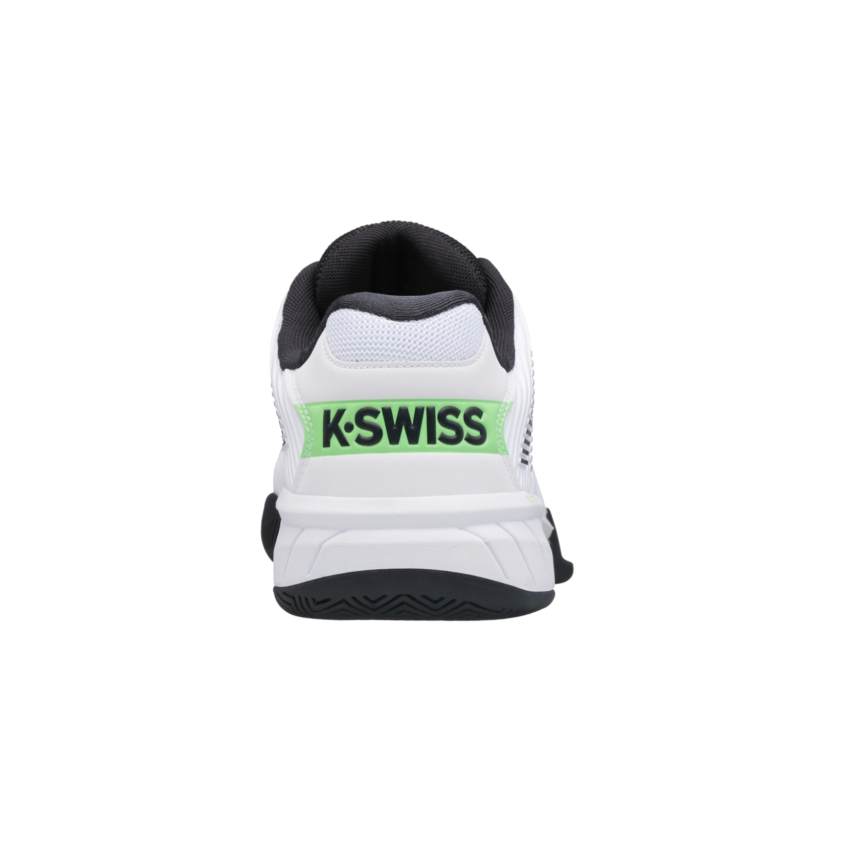 K-Swiss Heren Hypercourt Express 2 - Wit/Zwart
