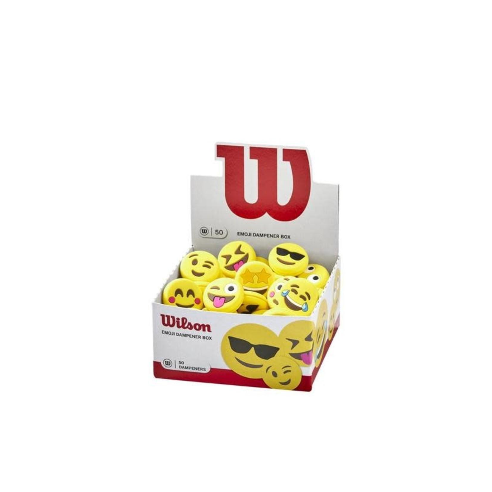 Wilson Emoji Demper