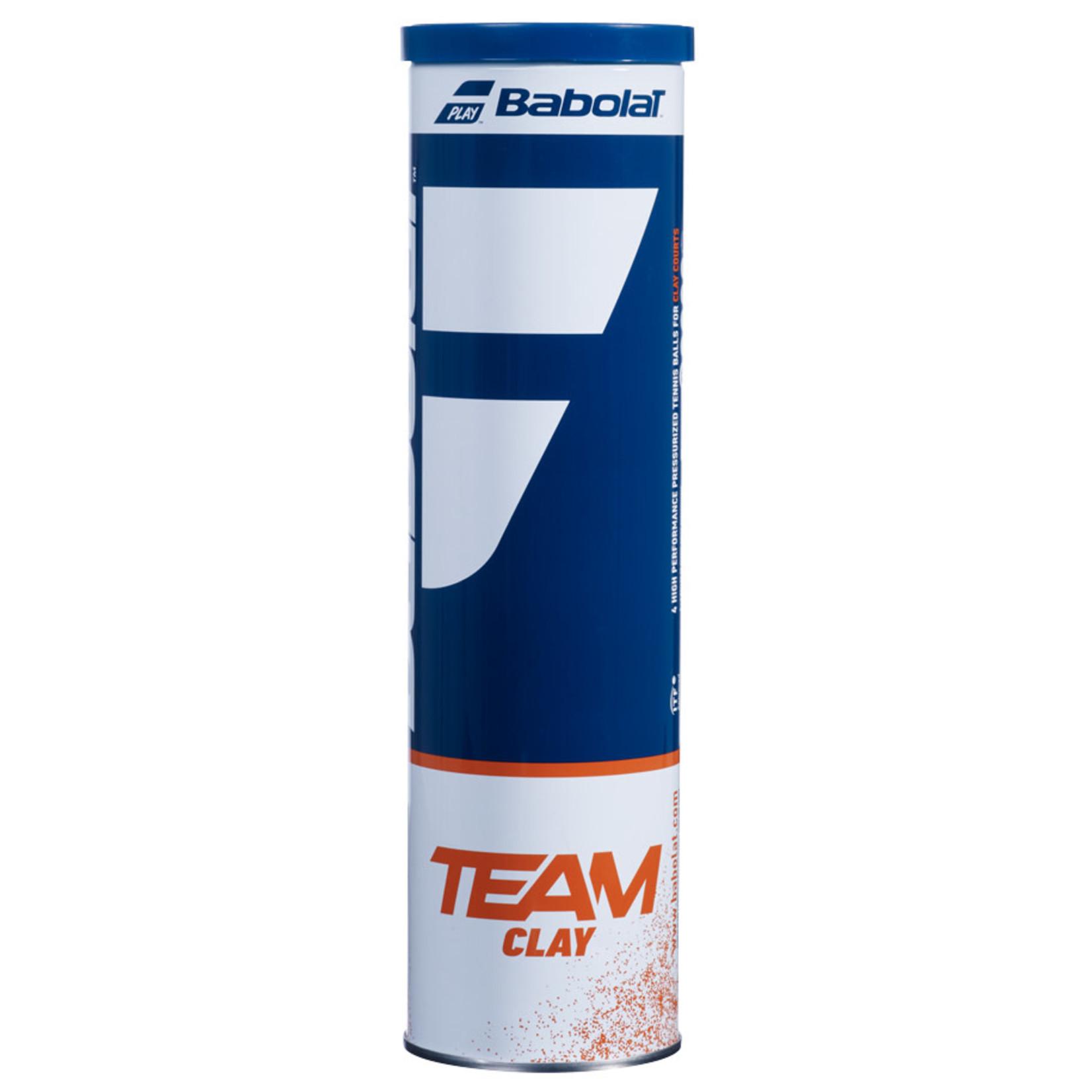 Babolat Team Clay x4 Tube
