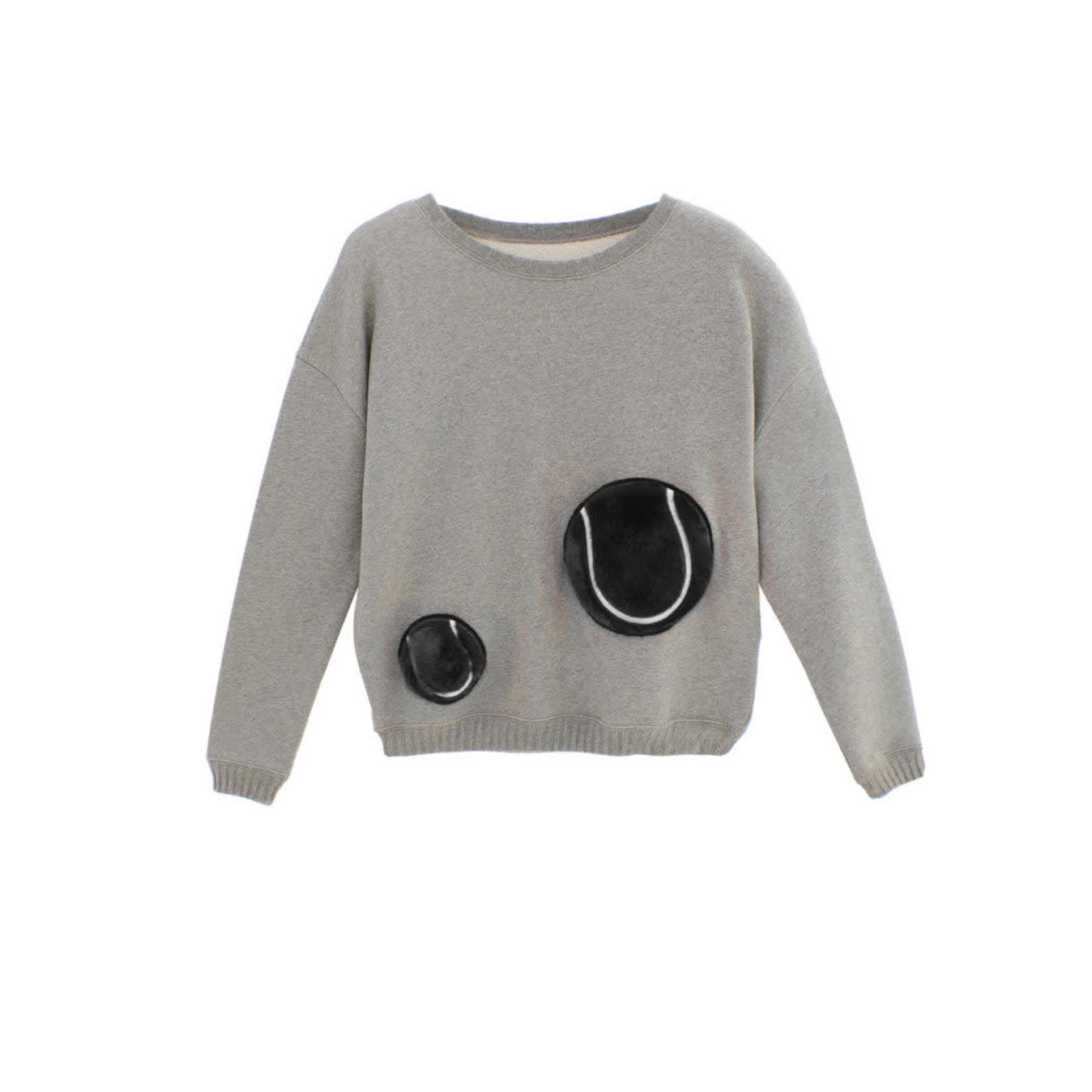 Vieux Jeu Dames - Miou Sweater Tennisbal