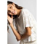 Recto Verso Dames - Creamy T-shirt