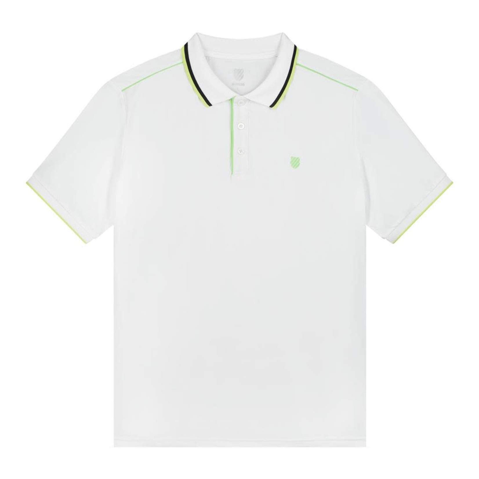 K-Swiss Heren - Hypercourt Polo - Wit