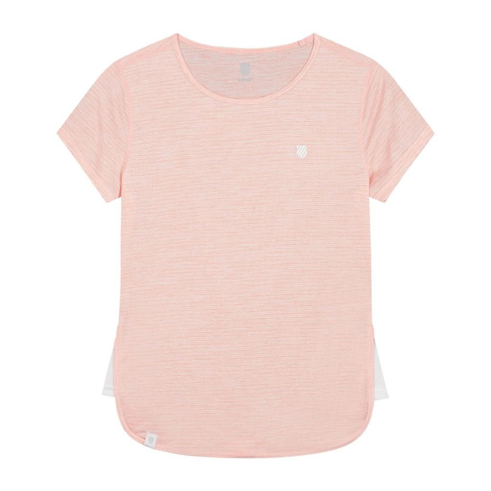 K-Swiss Dames - Hypercourt Cap Sleeve Peach