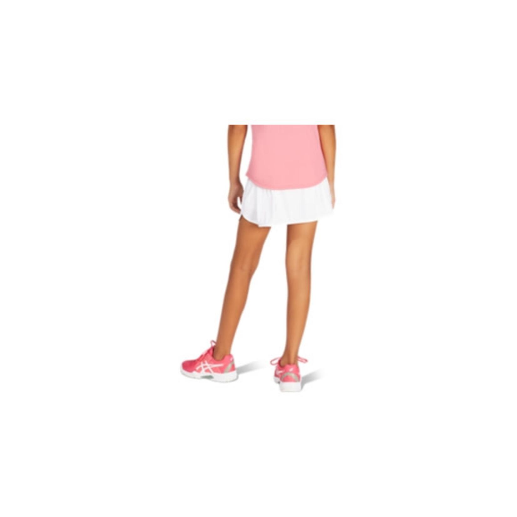 Asics Meisjes - Tennis Skirt Wit