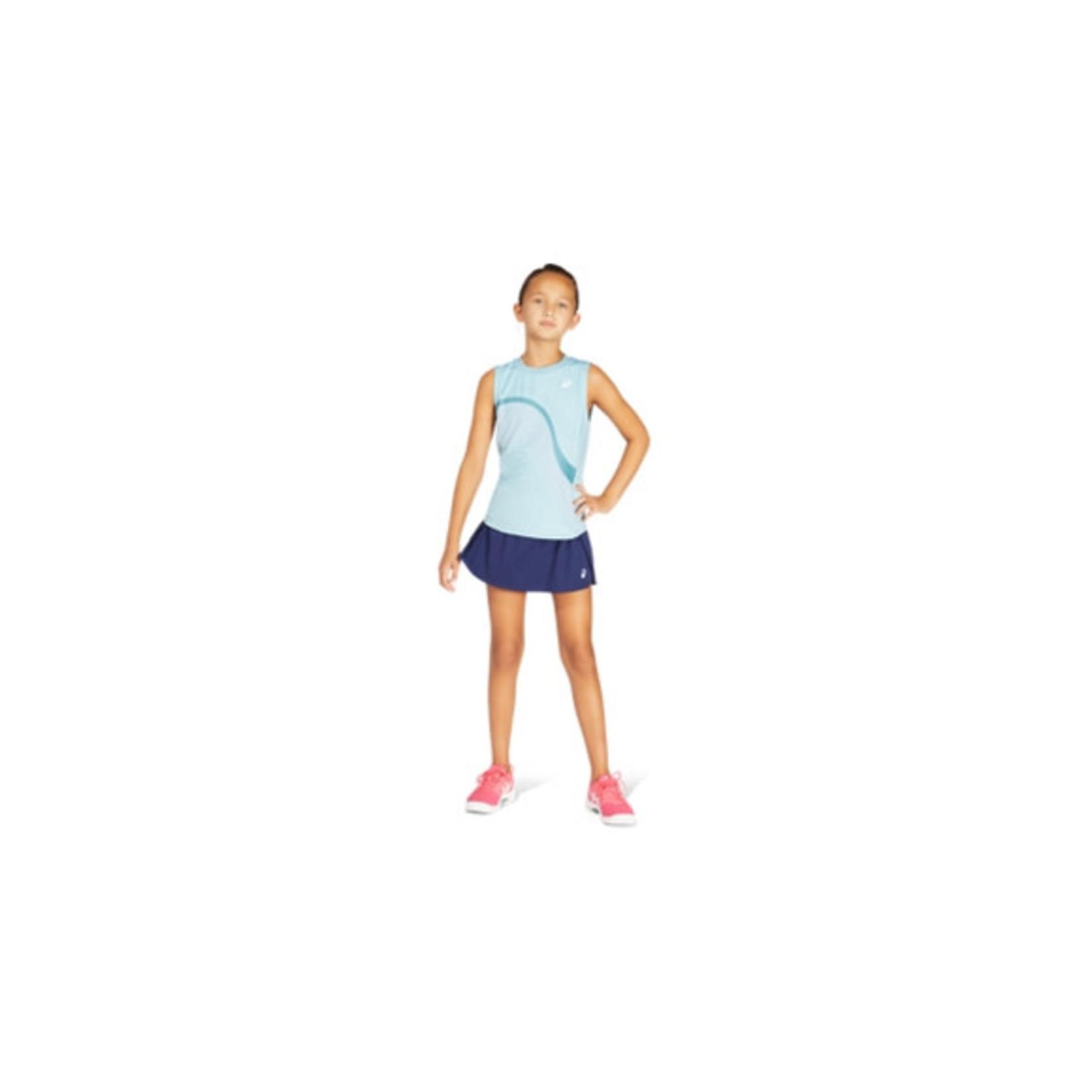 Asics Meisjes - Tennis GPX Tank Smoke Blue