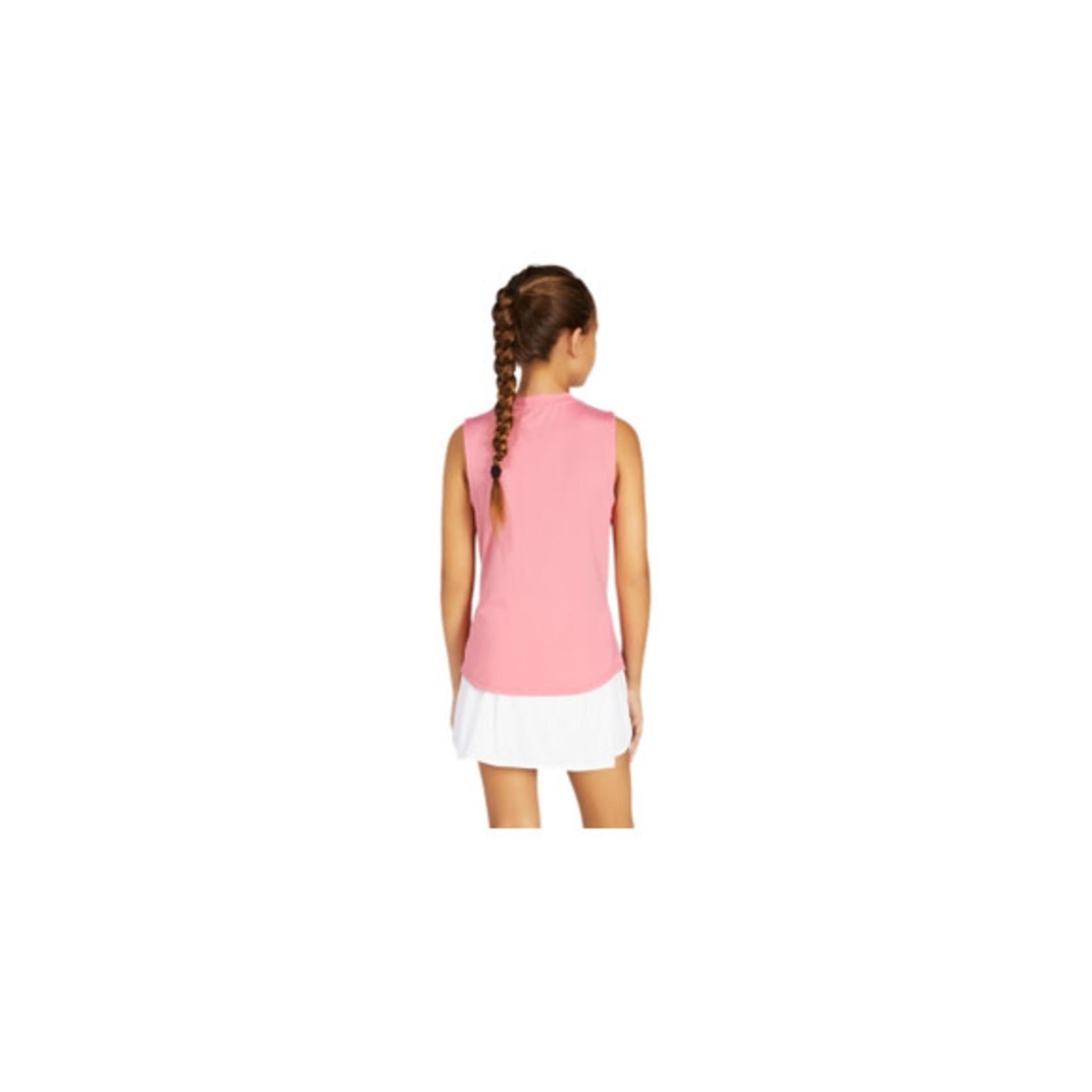 Asics Meisjes - Tennis GPX Tank - Peach Petal