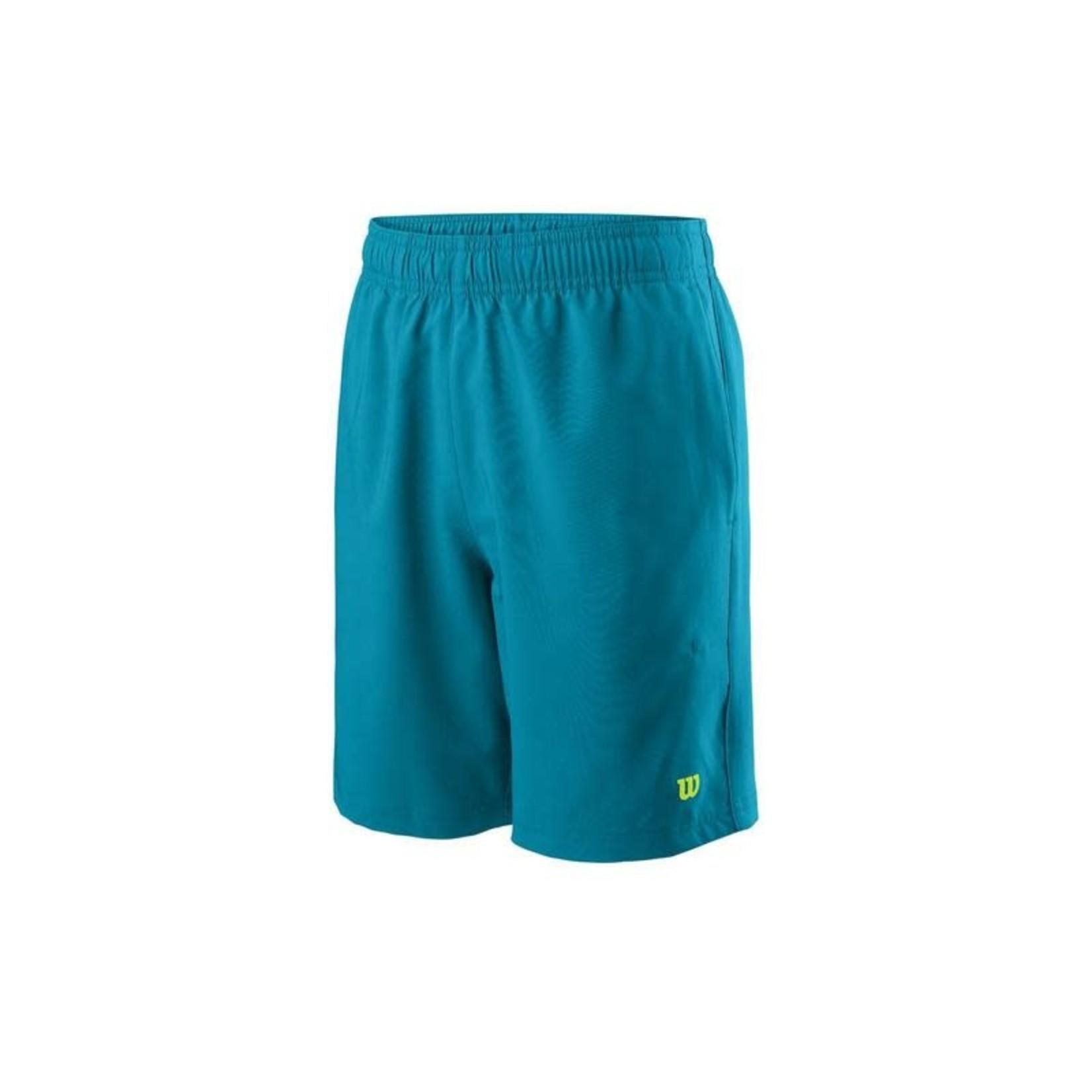 Wilson Jongens Team 7 Short Blauw