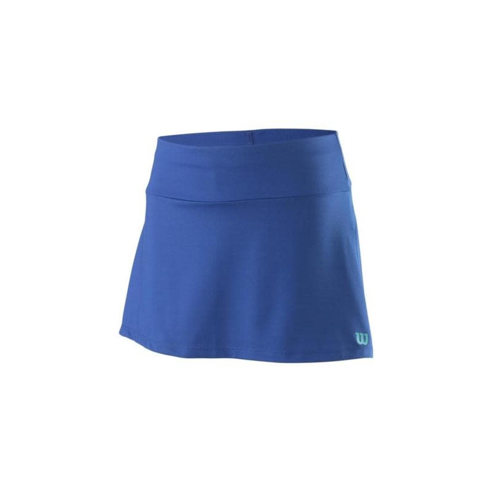 Wilson Meisjes - Competition 11 Skirt Blauw