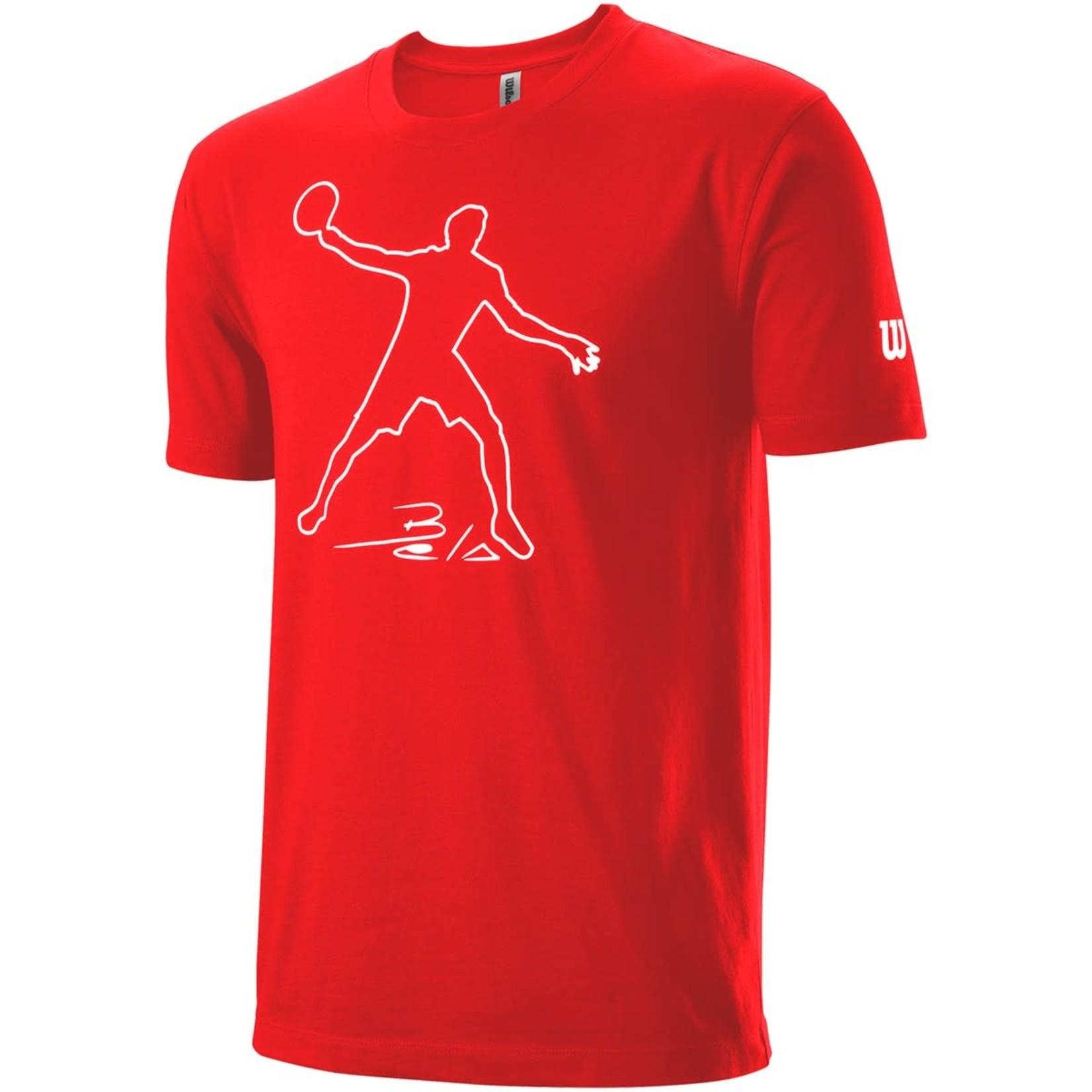 Wilson Bela Tech T-shirt