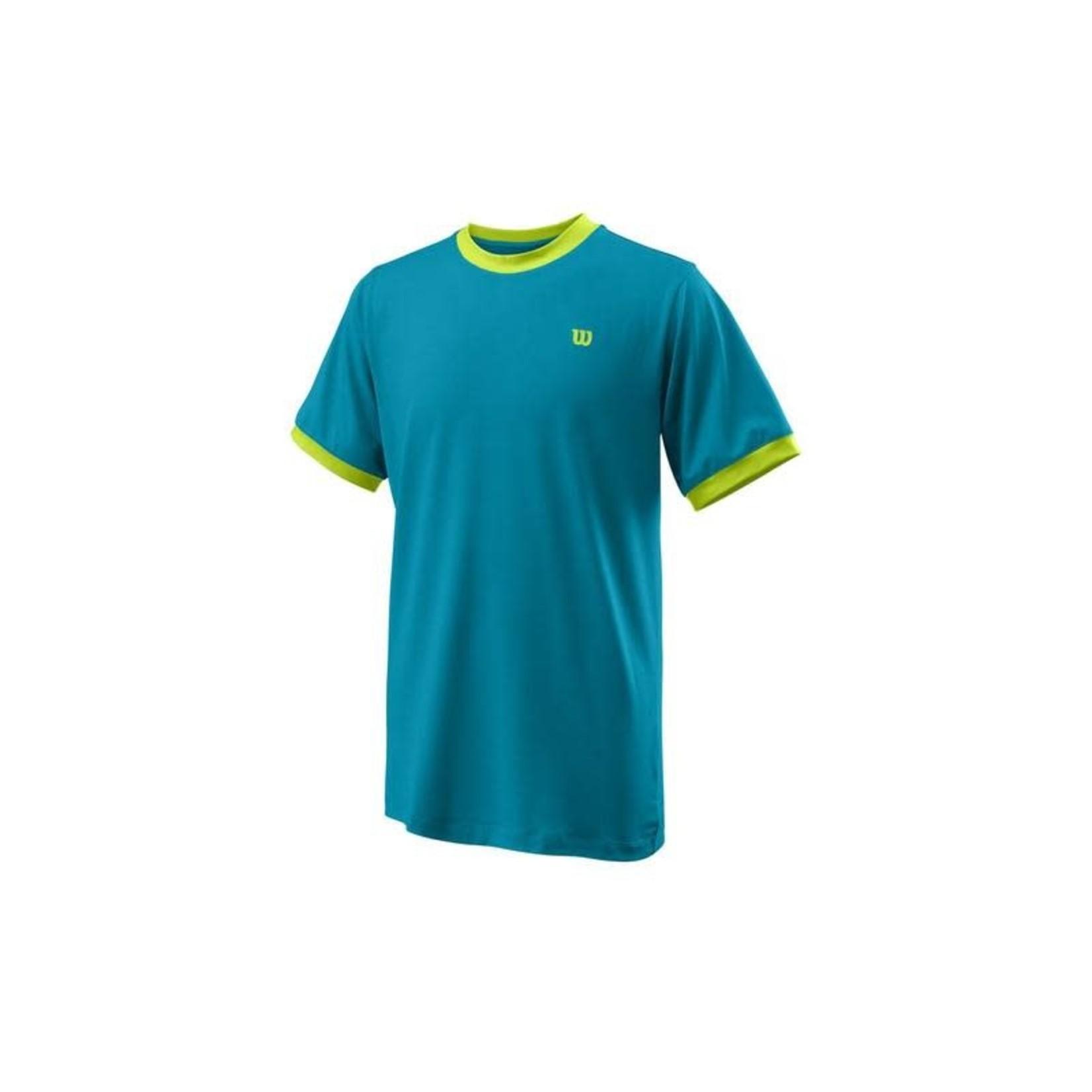 Wilson Jongens - Competition T-Shirt