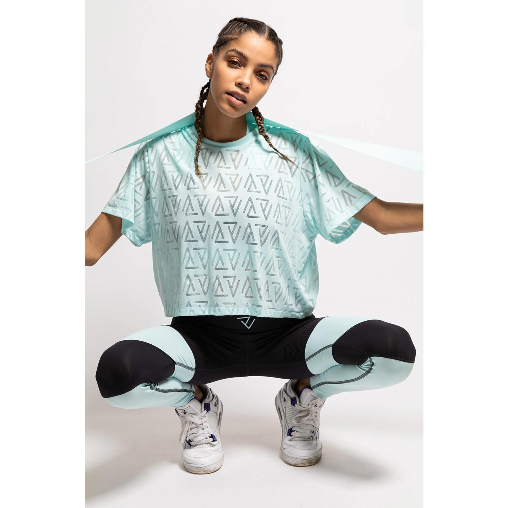 Recto Verso Dames - Neon T-shirt