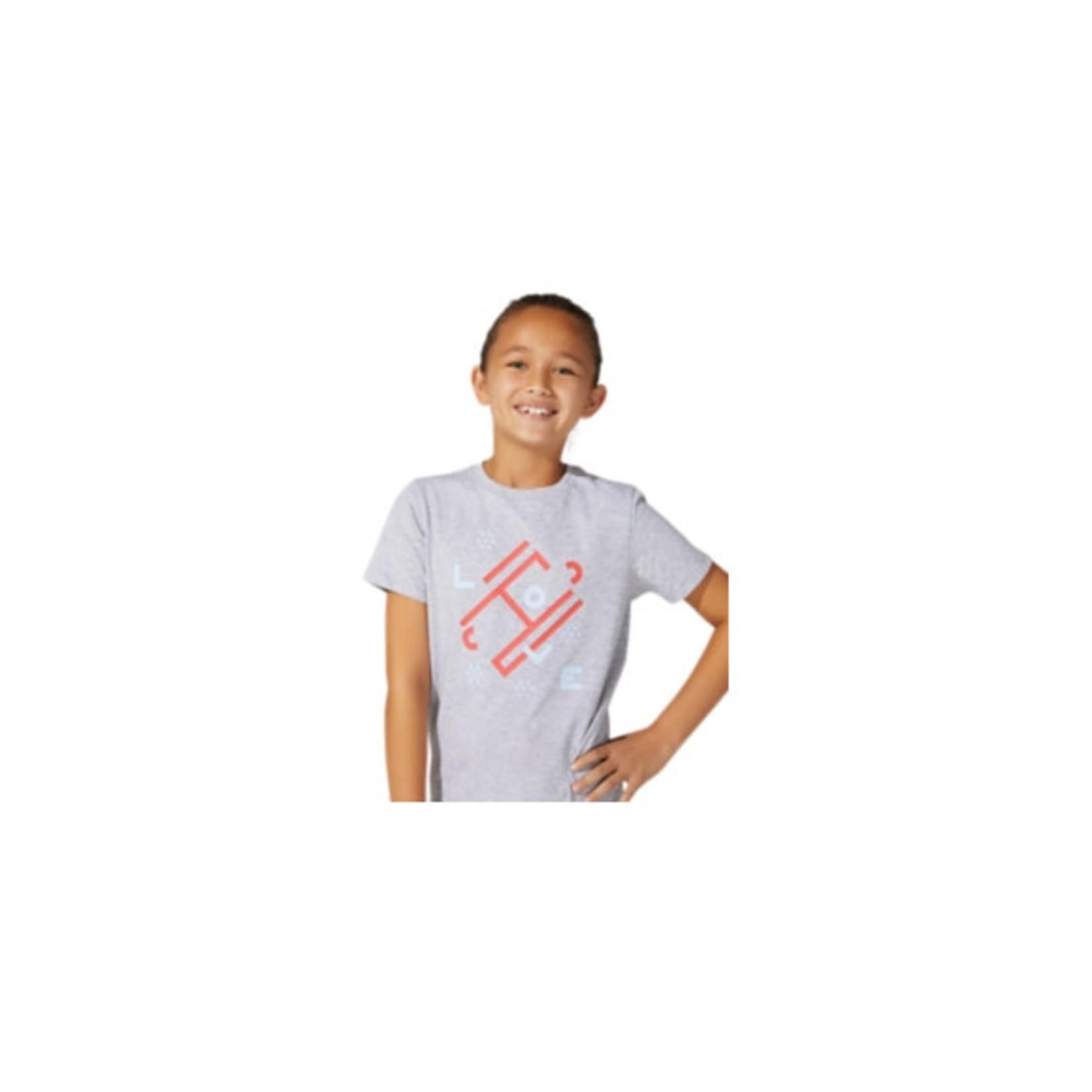 Asics Meisjes - Tennis T-shirt
