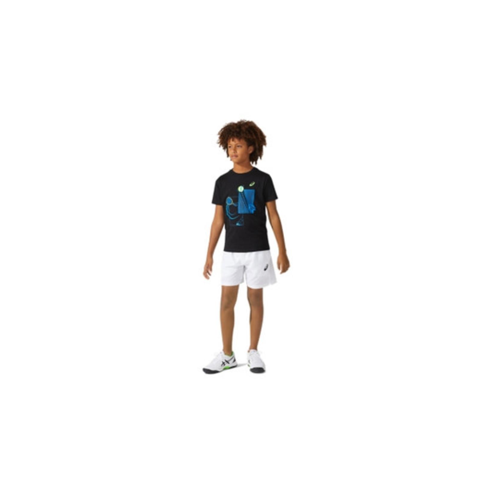 Asics Jongens - Tennis T-shirt