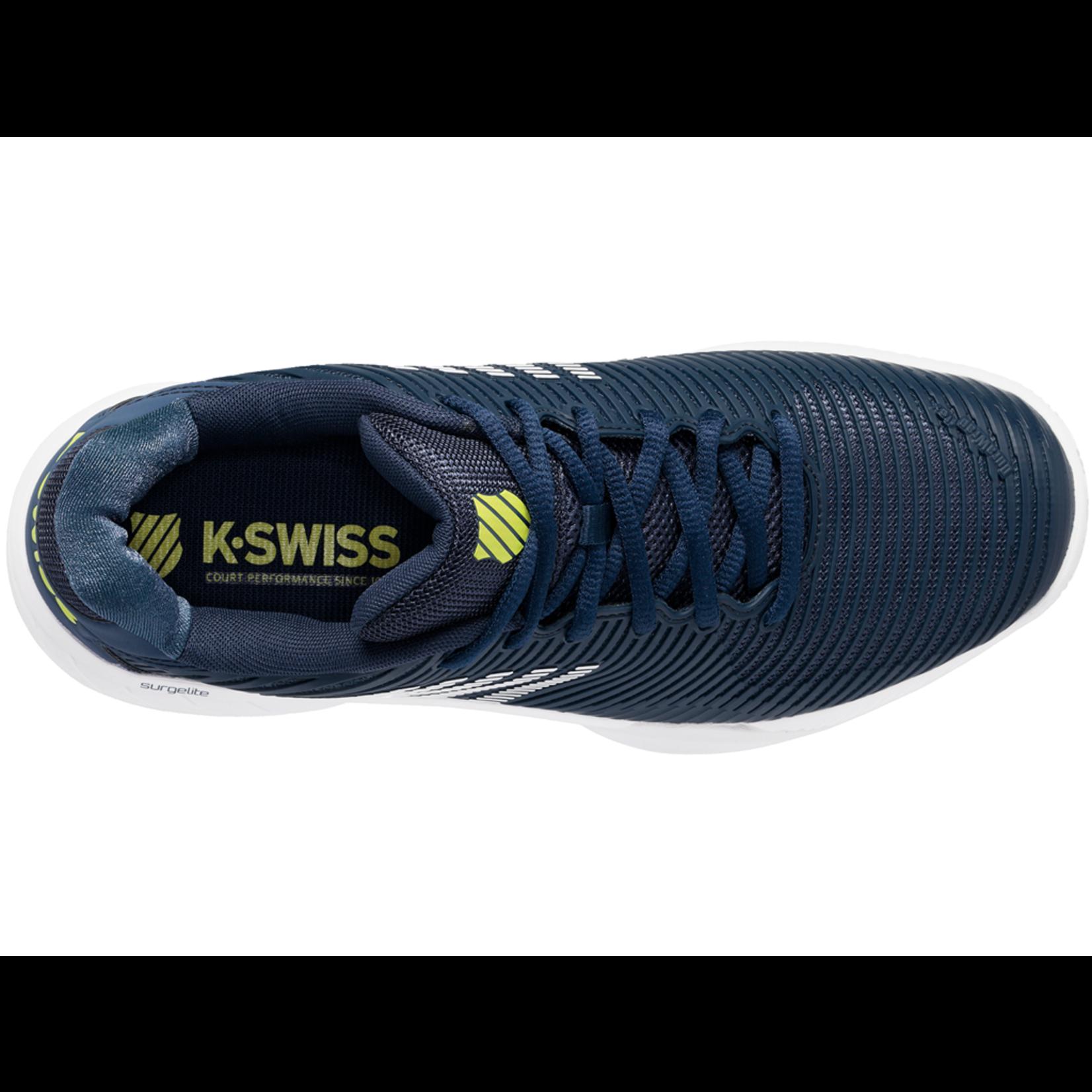 K-Swiss Heren - Hypercourt Express 2 HB - Moonlit Ocean / Wit