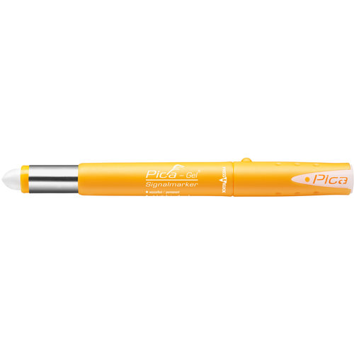Pica Pica Gel marker Wit