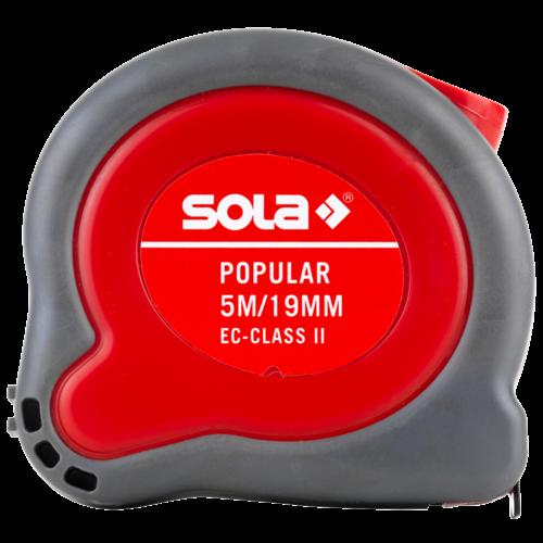 Sola Sola Rolmaat 5 meter met automatische terugloop