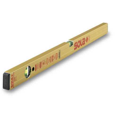 Sola Sola AZM 200 cm 2 libellen 0,50mm/m magnetisch