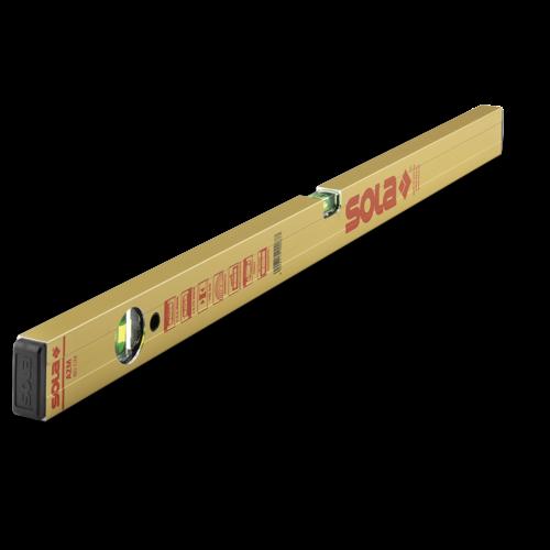 Sola Sola AZM 120 cm 2 libellen 0,50mm/m magnetisch
