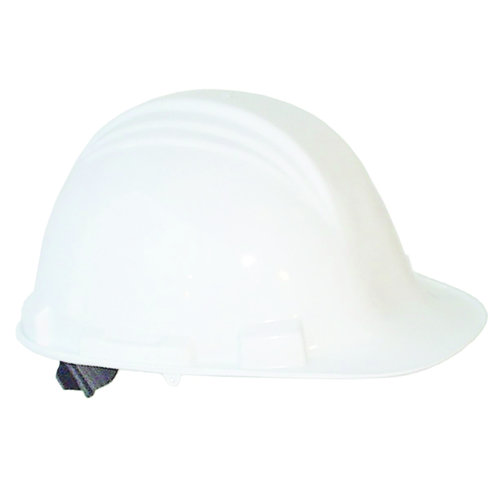 M-Safe M-Safe veiligheidshelm, bouwhem MH6000 wit PE 6-punts