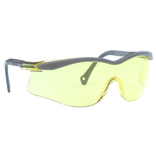 Honeywell North veiligheidsbril Edge T5600 4A-coating amber grijze veren